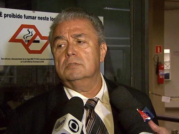 O promotor José Vicente Pinto Ferreira considerou a pena justa (Foto: Chico Escolano/EPTV)
