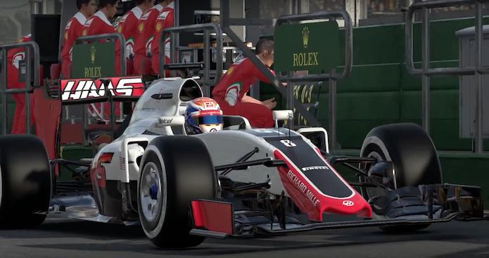 F1 2016 terá um Campeonato Multiplayer online para até 22 jogadores (Foto: Reprodução/YouTube)