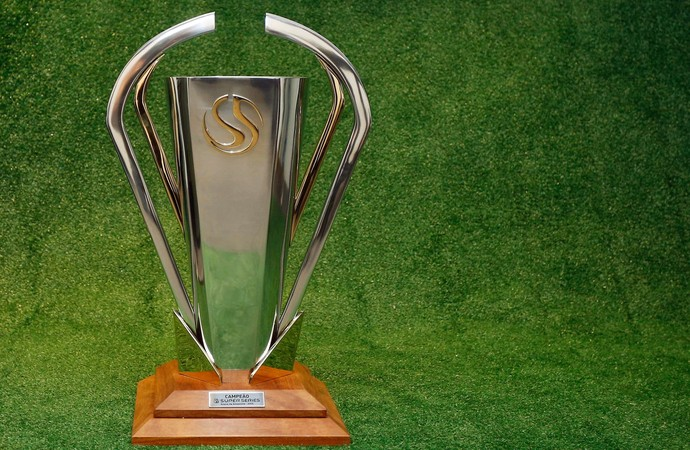 Taça Super Series (Foto: Divulgação)