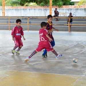 Futsal-RR (Foto: Tércio Neto)