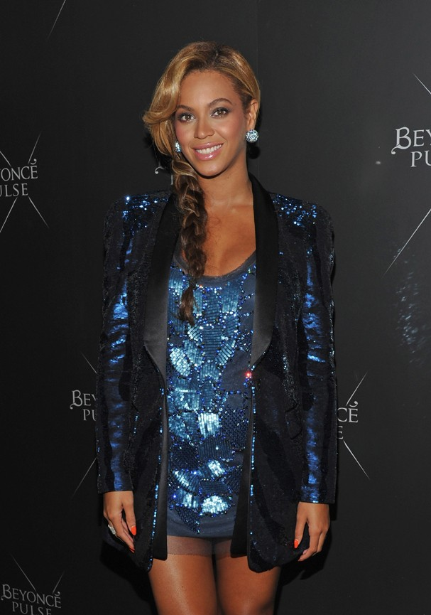 NEW YORK, NY - SEPTEMBER 21:  Singer/actress Beyonce Knowles attends the Beyonce Pulse fragrance launch at Penthouse (PH-D) at Dream Downtown on September 21, 2011 in New York City.  (Photo by Mike Coppola/Getty Images) (Foto: Getty Images)