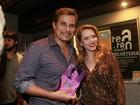Edson Celulari fala sobre Enzo e Nicole Bahls: 'Passagem rápida'
