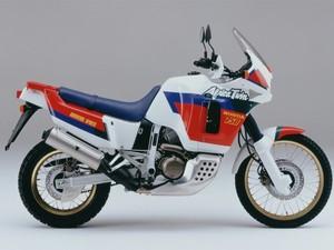Honda Africa Twin da década de 1980 (Foto: Divulgação)