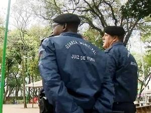 Guarda Municipal Juiz de Fora (Foto: Reprodução/TV Integração)