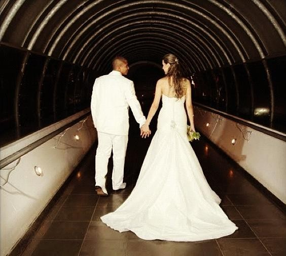 Vanessa e Walter se casaram em dezembro de 2010 (Foto: Reprodução/Instagram)