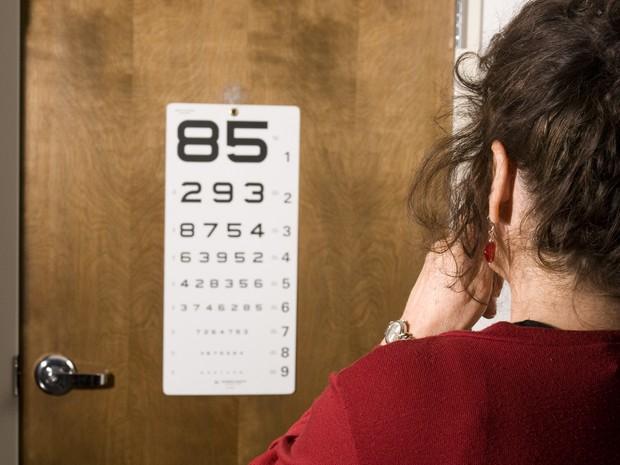Estudo aponta que problemas de visão relacionados à diabetes estão aumentando no mundo (Foto: CDC/ Amanda Mills)