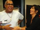 'É como se fosse um desdobramento meu', diz Gloria Pires sobre assessor