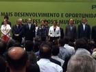 Dilma entrega equipamentos do PAC 2 a municípios do RN