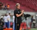 Oswaldo de Oliveira ressalta luta do Sport em empate e critica arbitragem