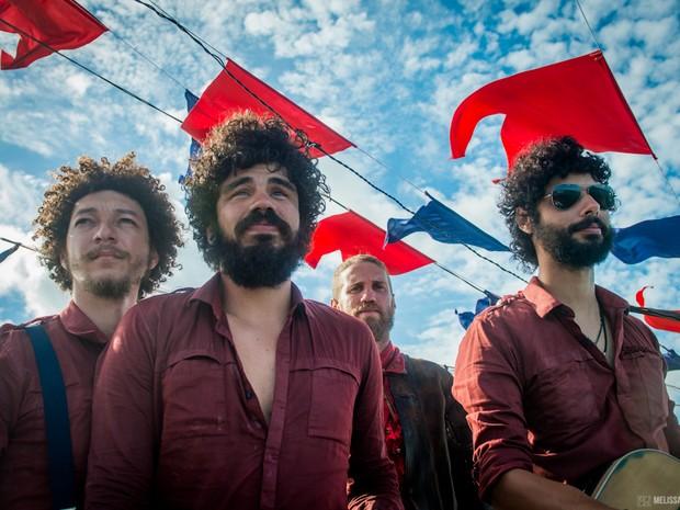 Coutto Orchestra lança o trabalho da expedição Voga (Foto: Melissa Warwick/Divulgação)
