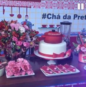 Chá de Panela da Preta Gil (Foto: Instagram / reprodução)