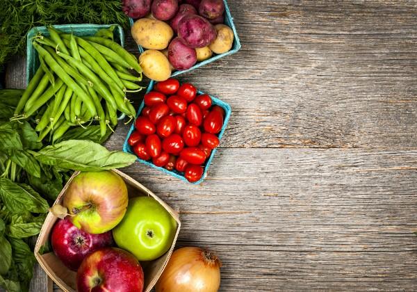 Alimentos orgânicos: estudos dizem que produtos podem ter maiores níveis de antioxidantes (Foto: Thinkstock)