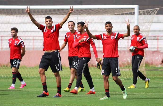 caio ruan e willian (Foto: Rogério Moroti/Ag. Botafogo)