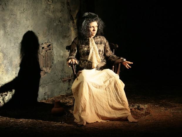 A obscena Sra. D será um dos espetáculos do festival (Foto: Divulgação/ Ary Brandi)