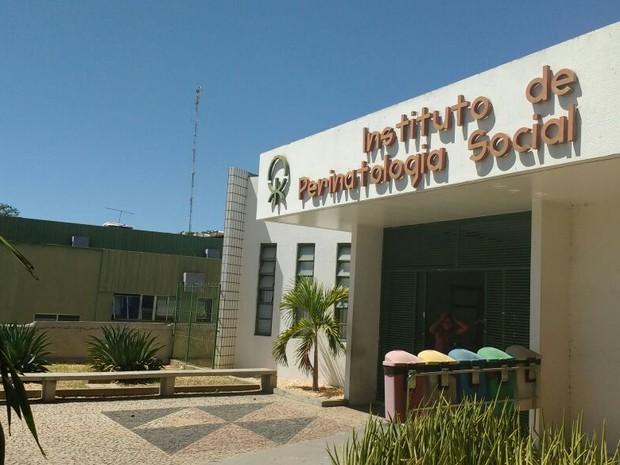Sanvis, Instituto de Perinatologia (Foto: Fernando Brito/G1)