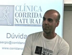Sérgio Rocha Corrida Natural (Foto: Isadora Wegner/ Divulgação)