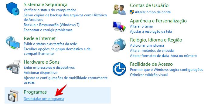Abra o gerenciador de apps do Windows (Foto: Reprodução/Helito Bijora)