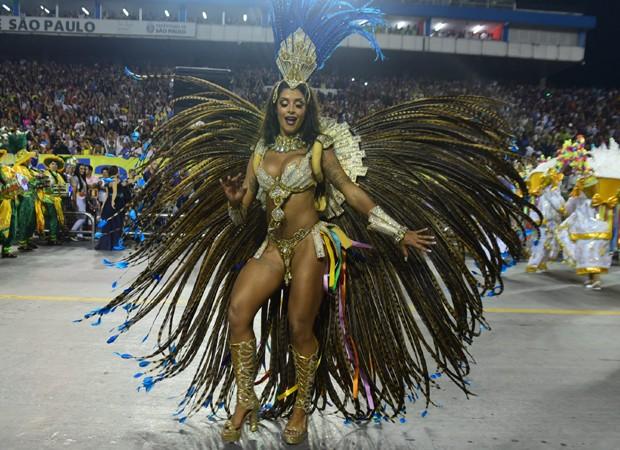 Aline Riscado (Foto: Leo Franco / AgNews)