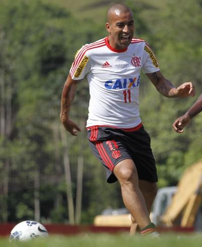 Emerson Sheik - Flamengo (Foto: Gilvan de Souza / Flamengo)