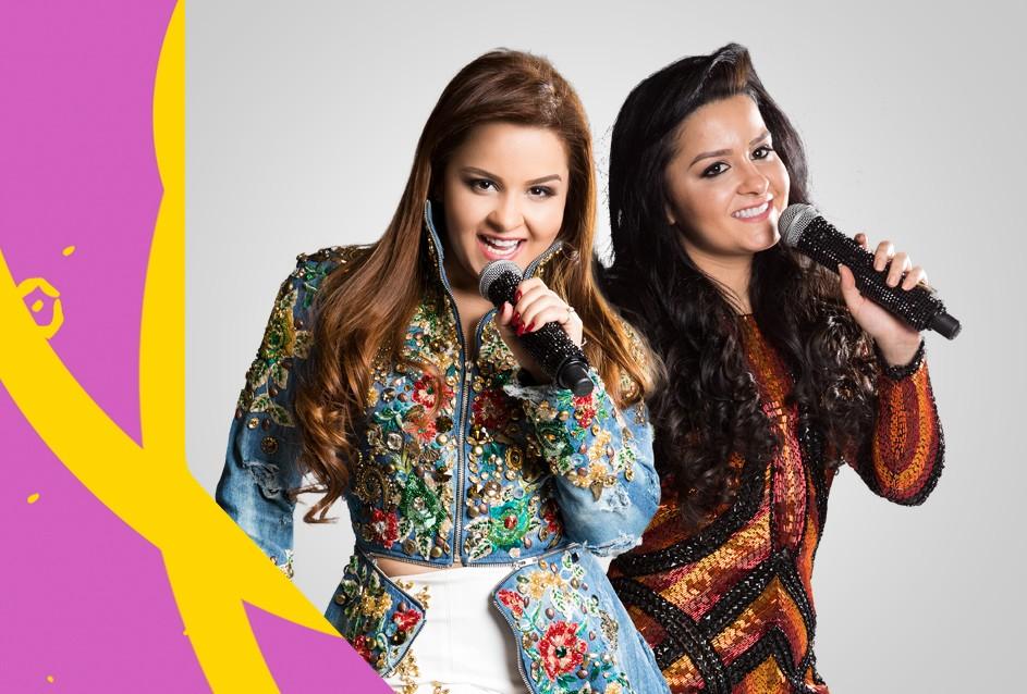 Maiara e Maraisa vo comandar o TVZ Ao Vivo (Foto: Divulgao/Multishow)