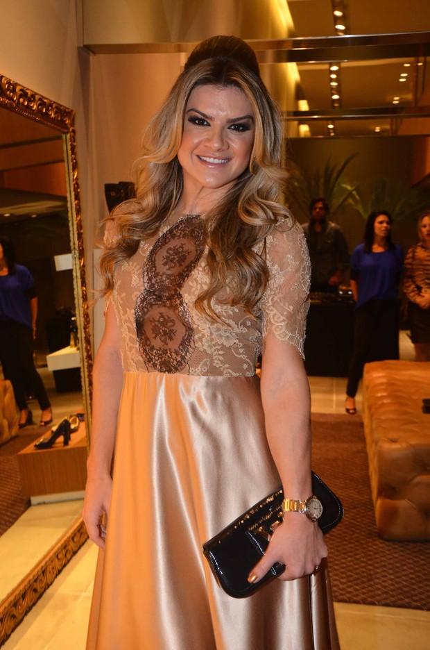 Mirella Santos em evento em São Paulo (Foto: Caio Duran / AgNews)