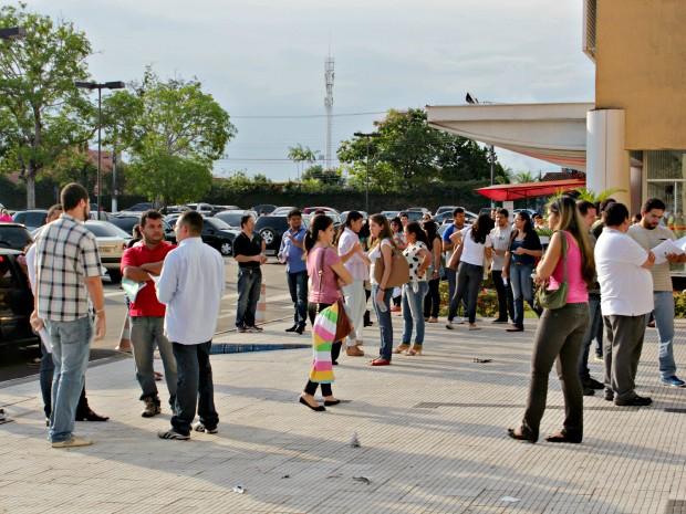 Dificuldade elevada e questões longas marcaram exame da OAB (Foto: Tiago Melo/G1 AM)