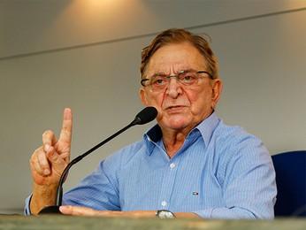 Fábio Koff, presidente do Grêmio (Foto: Lucas Uebel / Grêmio FBPA)