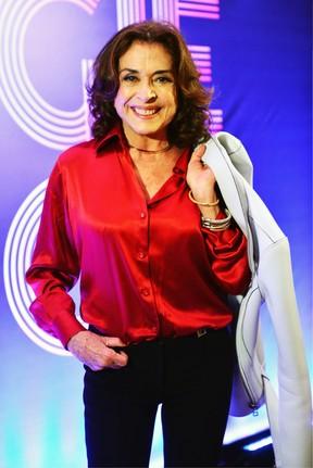 Betty Faria (Foto: Globo/João Miguel Júnior)