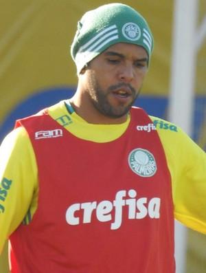 Alecsandro Palmeiras (Foto: Rodrigo Faber)