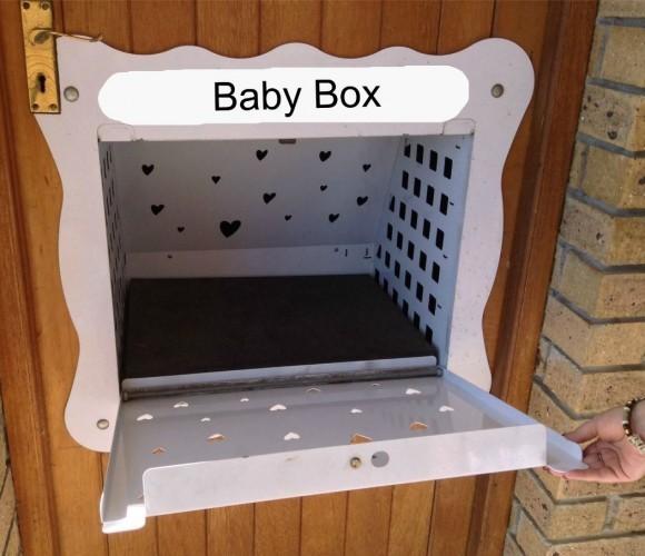 Baby Box (Foto: WNCN)
