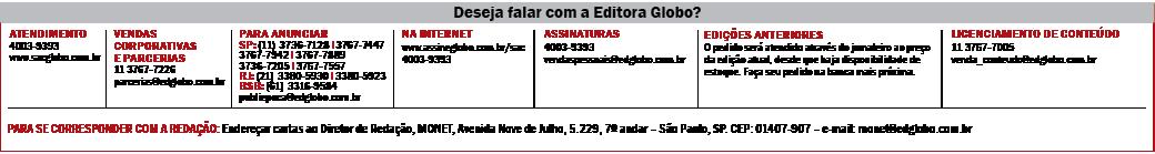 (Foto: Editora Globo)