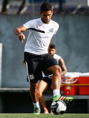 Leandrinho - Santos (Foto: Ivan Storti/Divulgação Santos FC)