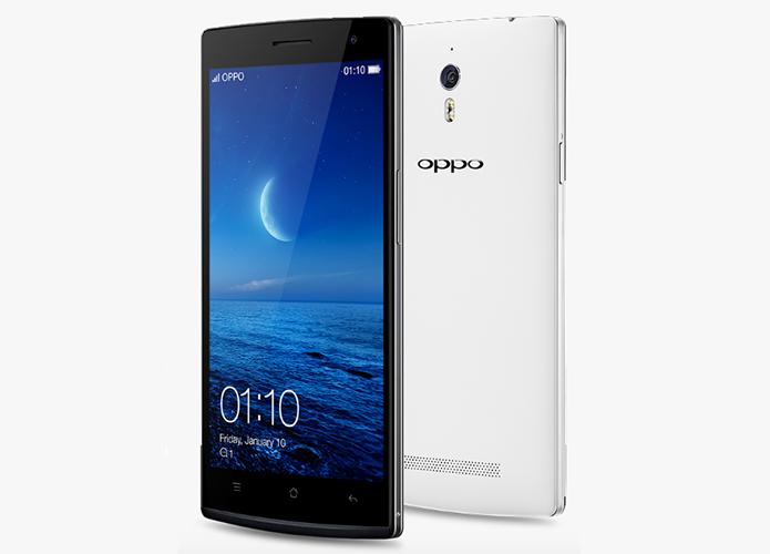 Fabricantes chinesas, como a Oppo, deverão ser as primeiras a oferecer telas 4K da Sharp em smartphones (Foto: Divulgação)