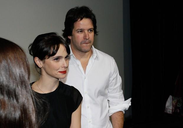 Debora Falabella e Murilo Benício (Foto: Cláudio Augusto/Photo Rio News)
