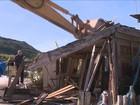 Pescadores lamentam demolição de ranchos no canto Sul dos Ingleses