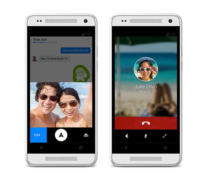 Vamos aos fatos com Facebook responde sobre Messenger (Foto: Reprodução/Facebook)