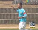 Time de Luxa na China derrota rival com gol de Luis Fabiano e confusão no fim