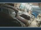 Polícia encontra desmanche de carros e prende dois suspeitos em Campinas