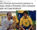 Rogério Ceni e Juninho Paulista vão auxiliar Dunga na Copa América
