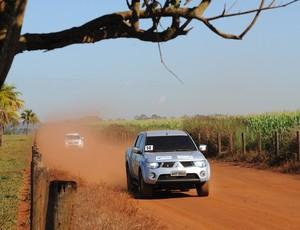 Rally Eco Goiás – Etapa de Rio Verde (Foto: Divulgação)