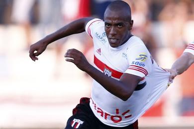 Samuel Santos Alemão Botafogo-SP (Foto: Thiago Calil / Agência Botafogo)