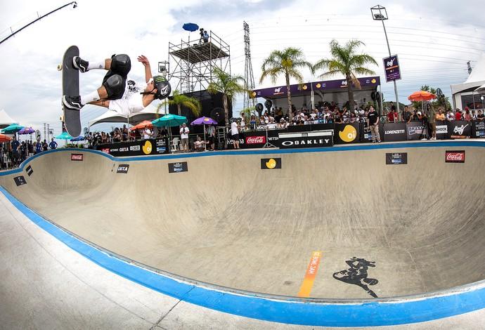 Vi Kaquinho Mundial de Skate Bow (Foto: AGIF / Divulgação)