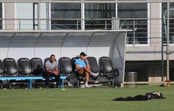Grêmio se reapresenta, tem treino com 6 ausências e não define time reserva