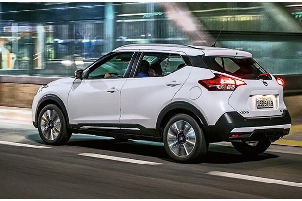 Nissan Kicks 1.6 SV (Foto: Divulgação)
