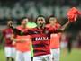 """Marinho: """"Se fosse sair para um time do Brasil, seria para o Flamengo"""""""