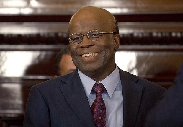 O ex-ministro do STF Joaquim Barbosa (Foto: Marcelo Camargo/Agência Brasil)