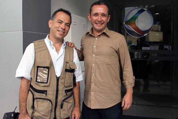 Equipe ficou 15 dias em Porto Príncipe (Foto: Divulgação / TV Integração)