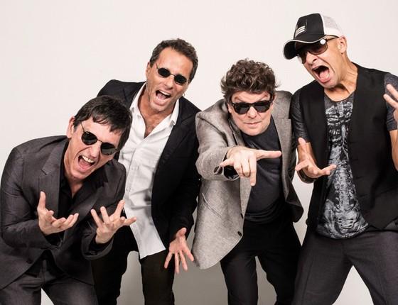 """A banda paulistana Titãs apresenta as músicas de seu mais recente álbum, """"Titãs Inédito"""" (Foto: Marcos Hermes / Divulgação)"""