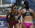 Ágatha/Bárbara e Larissa/Talita vão às oitavas do Grand Slam de Long Beach