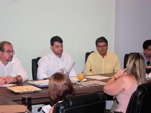 Reunião prevê a retomada do crescimento da Rua Teresa (Foto: Divulgação)